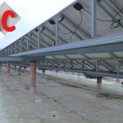 Крепление солнечных панелей ООО Автостройка