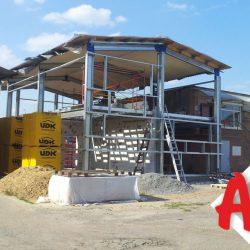 Строительство и проектирование быстровозводимых зданий БМЗ Автостройка