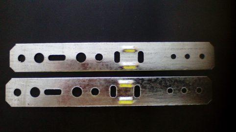 Анкерная пластина для крепления оконных блоков