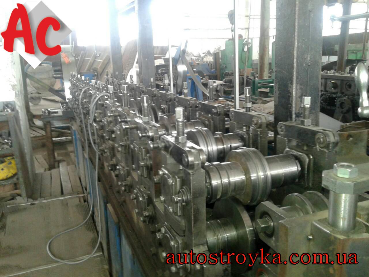 Производство рейка для сушильных печей кирпичных заводов ООО Автостройка