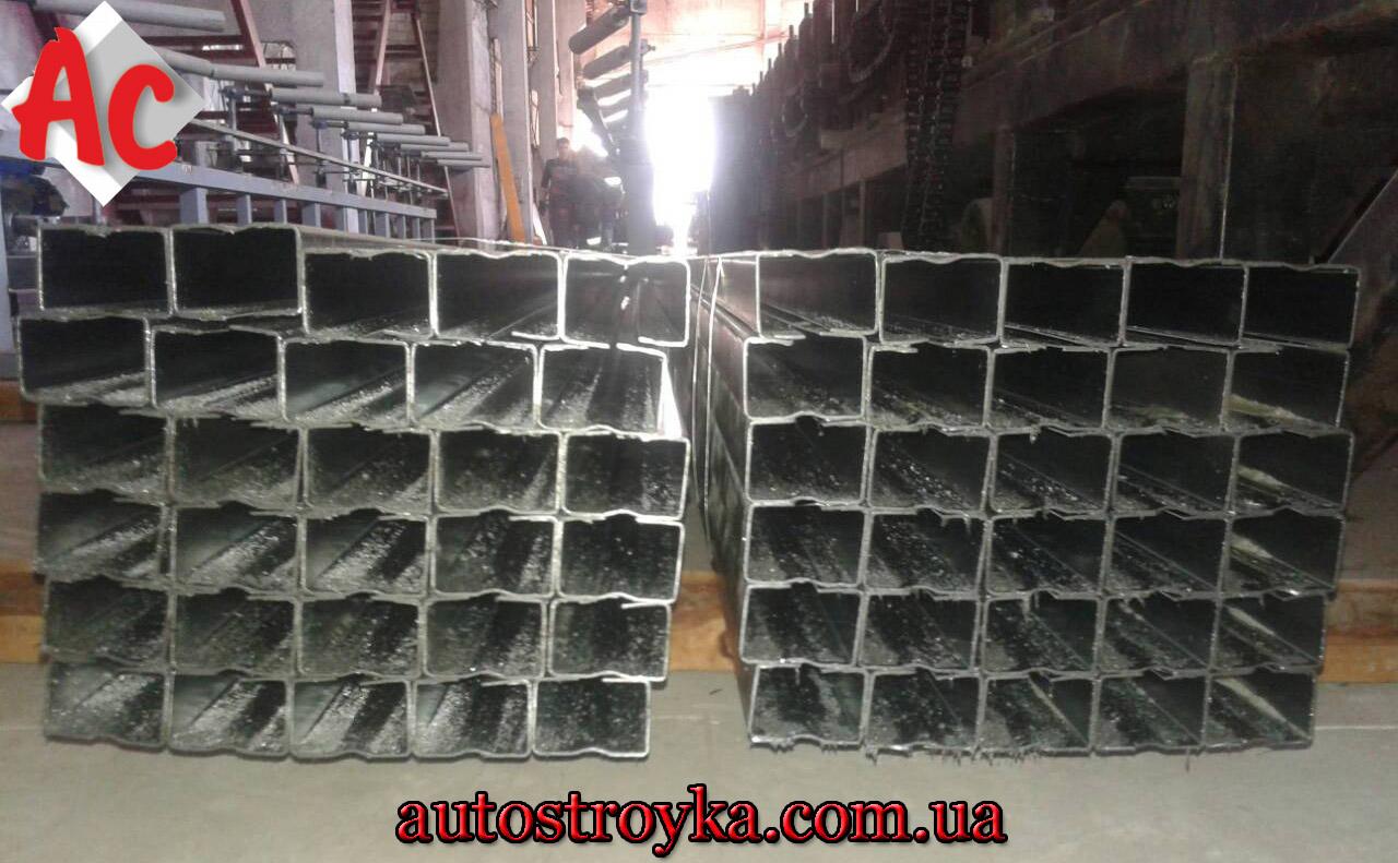 Рейка для сушильных печей кирпичных заводов
